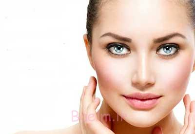 درمان و رفع لاغری صورت و گونه ها